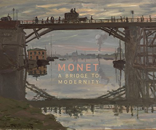 Anabelle Kienle Ponka Monet A Bridge To Modernity Bilingual Editi