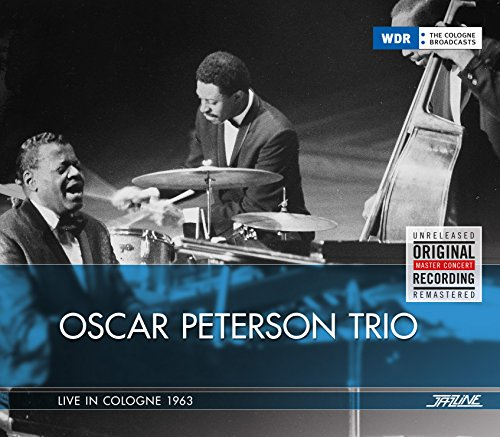 Oscar Peterson Live In Cologne 1963