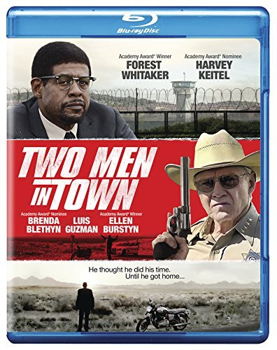 Two Men In Town Whitaker Keitel Burstyn Blu Ray R