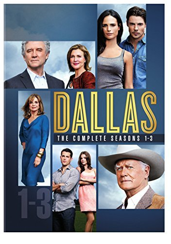 Dallas Season 1 3 DVD