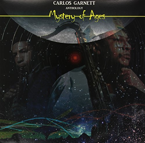 Carlos Garnett Mystery Of Ages Anthology Import Gbr 2 Lp