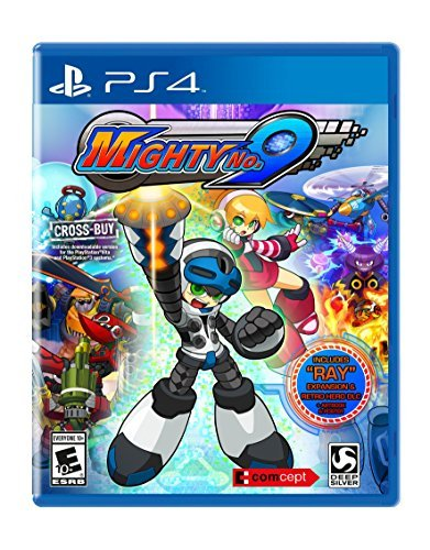 Ps4 Mighty No. 9 Mighty No. 9
