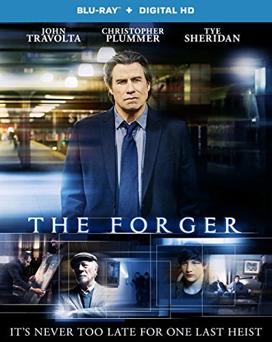 Forger Travolta Plummer Sheridan Blu Ray Dc R