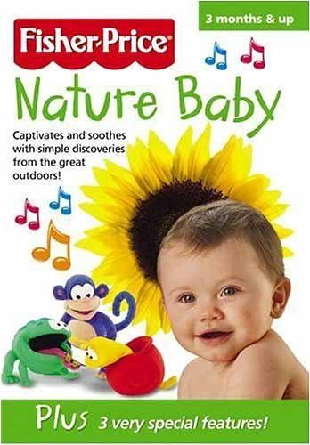 Fisher Price Nature Baby (2004) DVD
