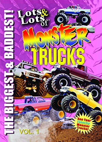 Lots & Lots Of Monster Trucks Lots & Lots Of Monster Trucks