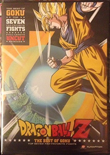 Dragon Ball Z The Best Of Gok Dragon Ball Z The Best Of Gok