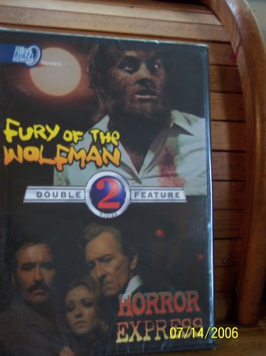 Fury Of The Wolfman Horror Express