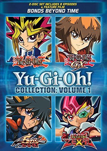 None None Yu Gi Oh! Collection Volume 1
