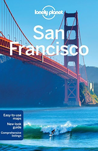 Lonely Planet Lonely Planet San Francisco 0010 Edition;