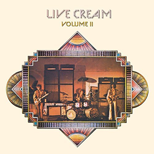 Cream Live Cream Volume Ii Live Cream Volume Ii