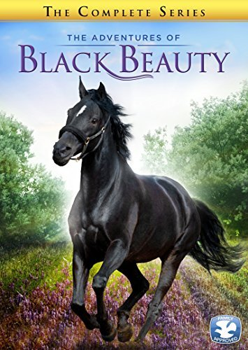 Adventures Of Black Beauty Complete Series DVD