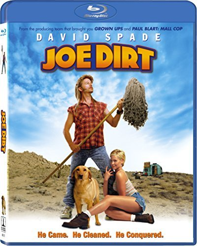 Joe Dirt Spade Daniel Miller Beach Walken Blu Ray Pg13