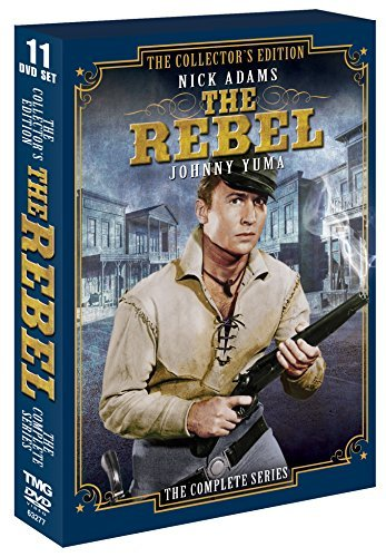 Rebel The Complete Series DVD
