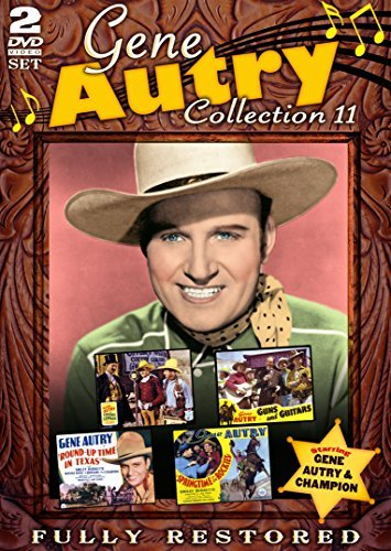 Gene Autry Movie Collection 11 Gene Autry Movie Collection 11