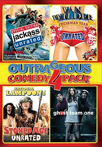 Outrageous Comedy 4 Pack Outrageous Comedy 4 Pack