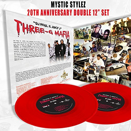 Three 6 Mafia Mystic Stylez Explicit Version