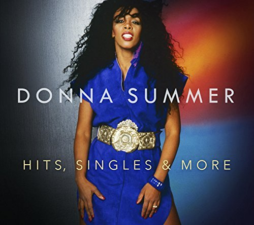 Donna Summer Hits Singles & More Import Gbr 2 CD