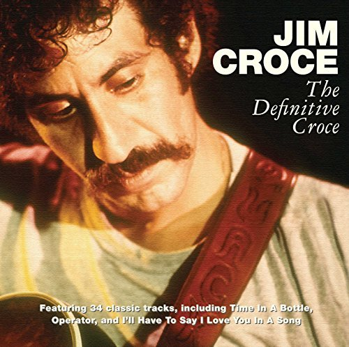 Jim Croce Definitive Import Gbr 2 CD