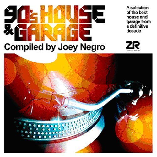 Joey Negro 90's House & Garage CD