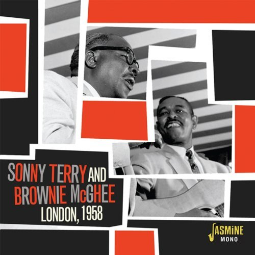 Sonny & Brownie Mcghee Terry London 1958 Import Gbr