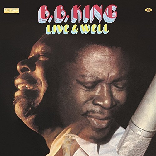 B.B. King Live & Well Lp