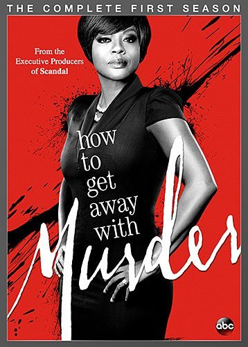 How To Get Away With Murder Season 1 DVD