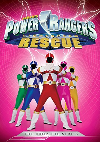 Power Rangers Lightspeed Rescue Complete Series Complete Series