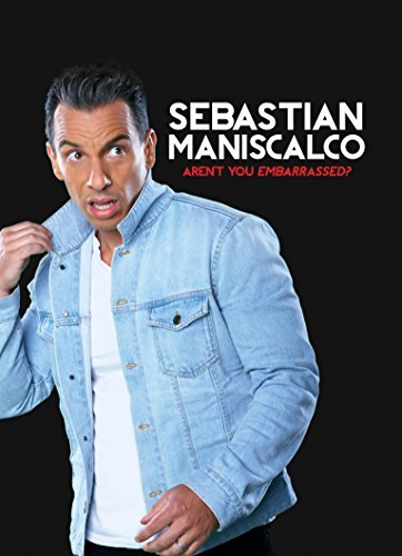 Sebastian Maniscalco Aren't You Embarrassed? DVD