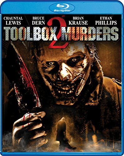 Toolbox Murders 2 Lewis Dern Krause Phillips Blu Ray Nr