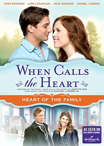 When Calls The Heart Heart Of The Family When Calls The Heart Heart Of The Family DVD Nr
