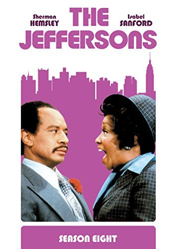 Jeffersons Season 8 DVD