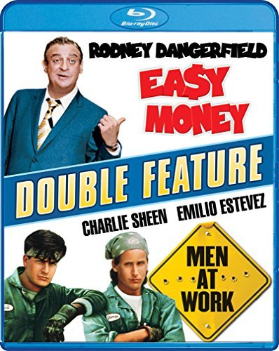 Easy Money Men At Work Double Feature Blu Ray