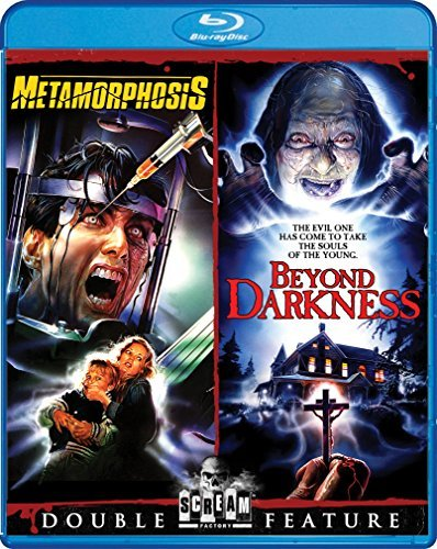 Metamorphosis Beyond Darkness Double Feature Blu Ray