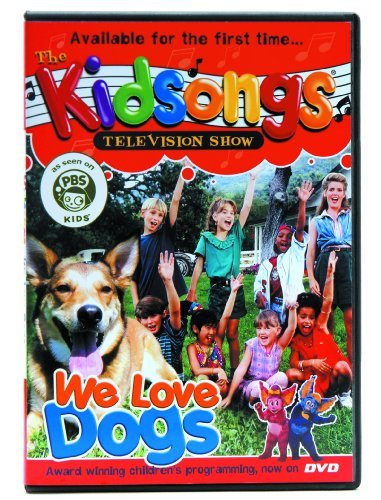 We Love Dogs Kidsongs Nr