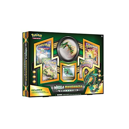 Pokemon Cards Mega Rayquaza Collection Box
