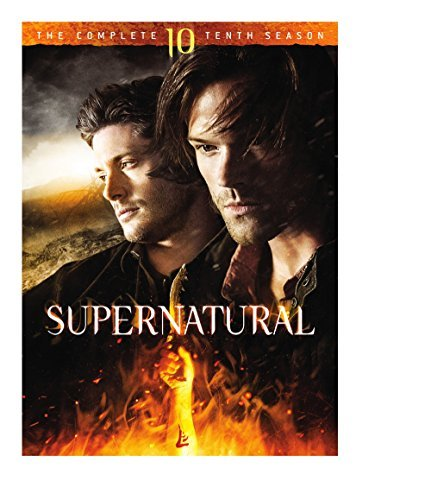 Supernatural Season 10 DVD