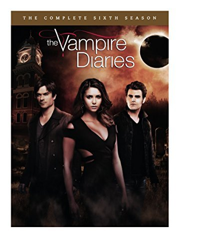 Vampire Diaries Season 6 DVD