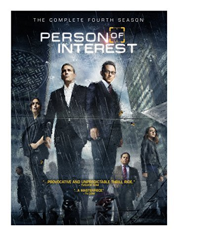 Person Of Interest Season 4 DVD