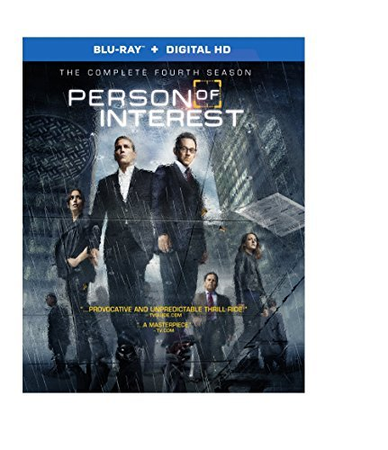 Person Of Interest Season 4 Blu Ray