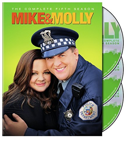 Mike & Molly Season 5 DVD