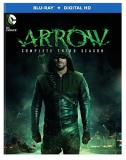 Arrow Season 3 Blur Ray
