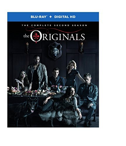 Originals Season 2 Blu Ray