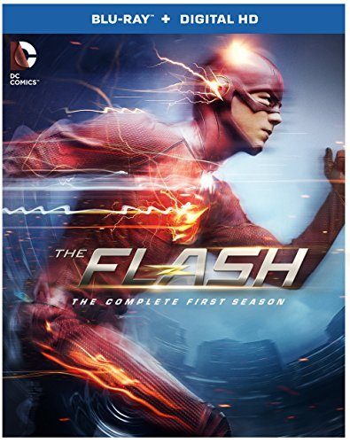 The Flash Season 1 Blu Ray