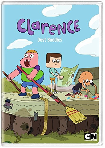 Clarence Dust Buddies DVD