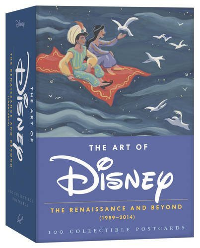 Disney The Art Of Disney The Renaissance And Beyond (1989 2014)
