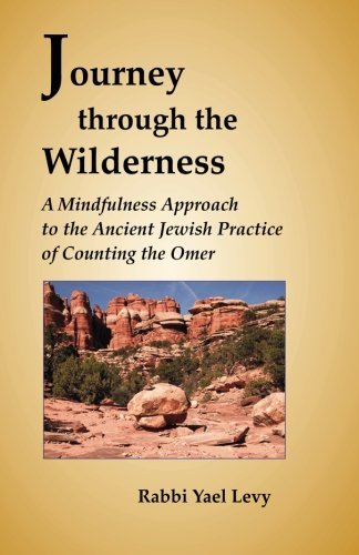 Rabbi Yael Levy Journey Through The Wilderness A Mindfulness Approach To The Ancient Jewish Prac