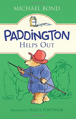 Michael Bond Paddington Helps Out