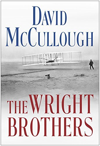 David Mccullough The Wright Brothers Large Print