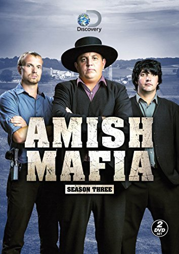 Amish Mafia Season 3 DVD