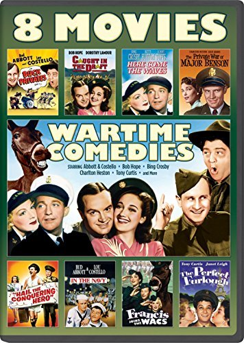 Wartime Comedies 8 Movie Colle Wartime Comedies 8 Movie Colle